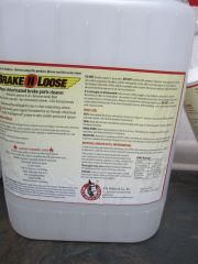 Mulehead Brake N Loose Concentrate (non-chlorinated)