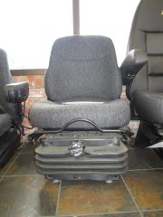 Sear Seating - 5027 Gray Cloth Seat
