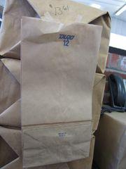 12# Brown Paper Bags