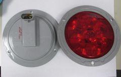 Truck Lite Red LED STT W/Flange 44322R/TL44322R PAIR