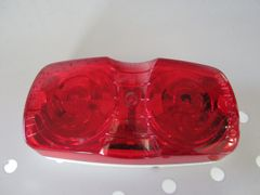 "Peterson 4"" Red Double Bullseye Light M138R"