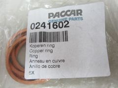PACCAR 0241602PE Copper Rings (Bag of 5)