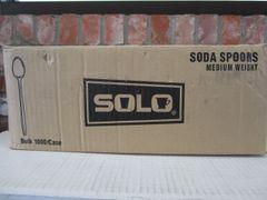 Soda Spoons - Solo Brand