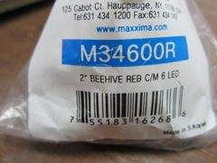 Maxxima Behive C/M LED lights M34600R