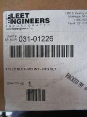 Fleet Engineers X Flex Multi Mount 031-01226