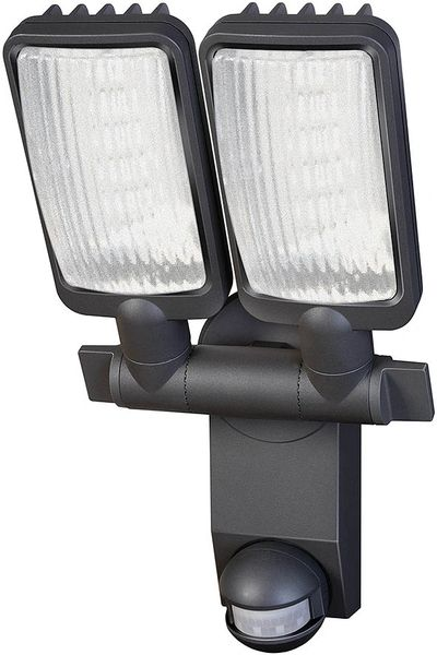 Premium solar twin led security light with pir sensor enviromotion ltd premium solar twin led security light with pir sensor aloadofball Gallery