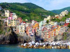 Itialian Riviera I Three Graces Gift Card