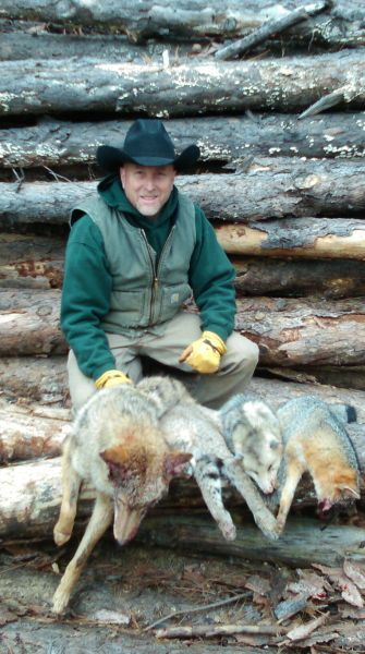 Predator Trapping Course with Mike Yancey   Pine Hollow ...