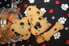 Peanut Butter Blueberry Cookies