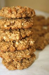 Banana Oat Snacks