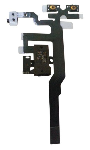 Apple iPhone 4S Headphone Audio Jack Volume Flex Cable Replacement