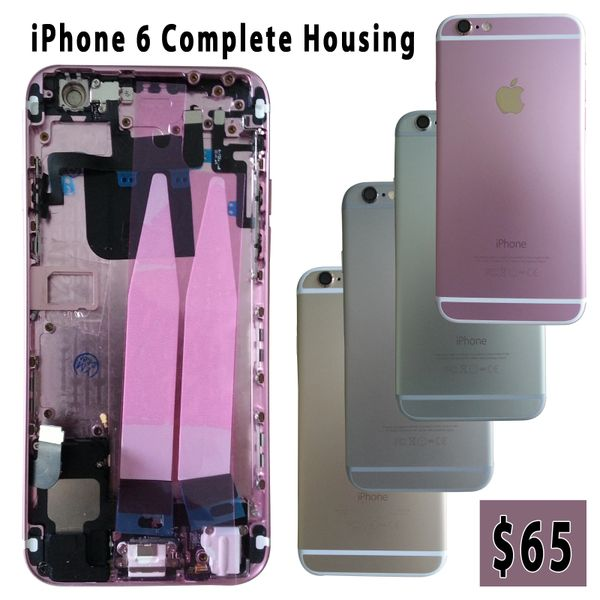Apple iPhone 6 Complete Housing Replacement