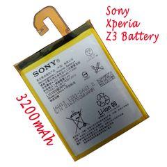 Sony Xperia Z3 Battery LIS1558ERPC D6603 D6643 D6653 L55T Capacity: 3100mAh