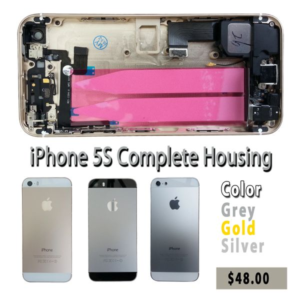 Apple iPhone 5S Complete Housing