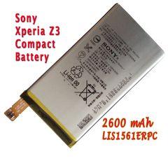 New Sony Xperia Z3 Compact / Mini Battery LIS1561ERPC D5803 D5833 Capacity: 2600mAh