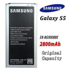 Samsung Galaxy S5 Battery, GT-i9600 EB-BG900BBC Capacity: 2800mAh