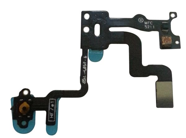 Apple iPhone 4S Proximity Light Sensor Power Button Flex Cable