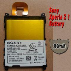 SONY Xperia Z1 Battery L39H C6902 C6903 LIS1525ERPC Capacity: 3000mAh
