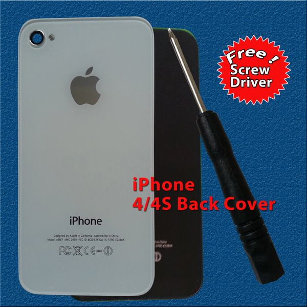 Apple iPhone 4/4S Battery Back Cover with Tools