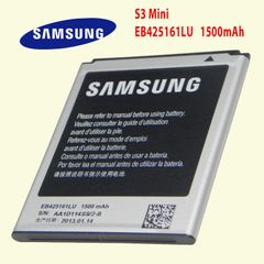 Samsung S3 Mini, Galaxy ACE 2 Battery, GT-i8160 EB425161LU Capacity: 1500mAh