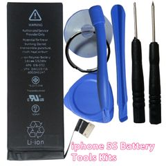 Apple iPhone 5S Internal Battery 616-0722 1560mAh + Tools Kits