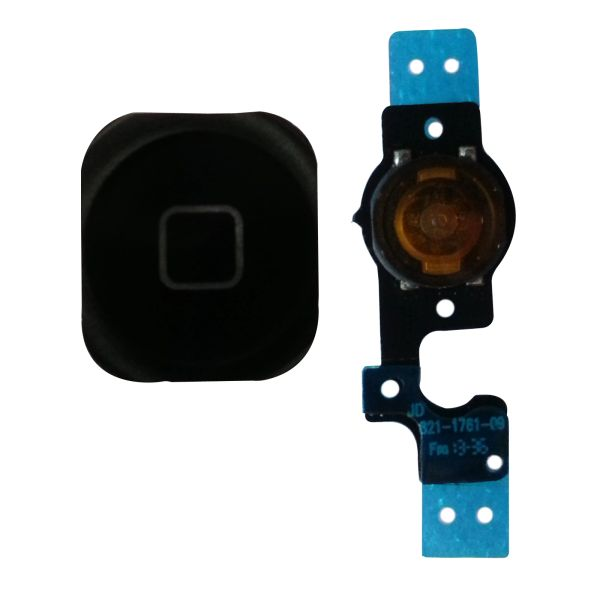 Apple iPhone 5C Home Button Assembly include Flex Cable