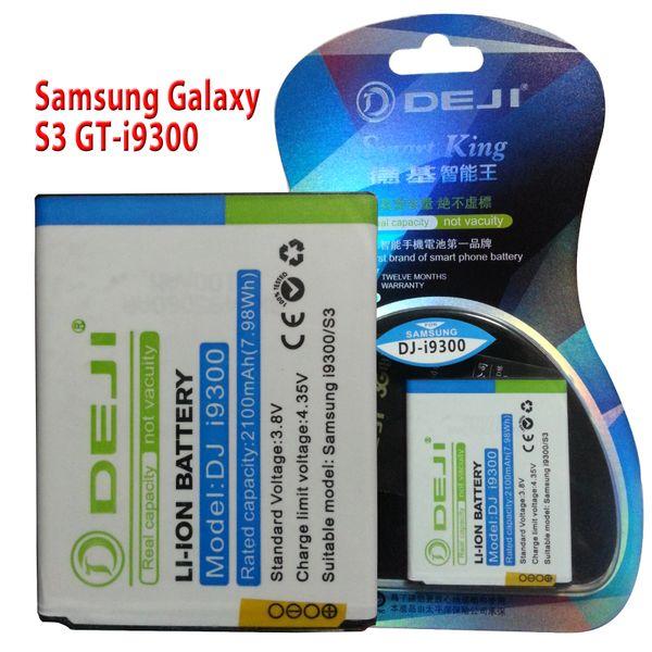 Samsung Galaxy S3 Battery, i9300 EB-L1G6LLU Capacity: 2100mAh