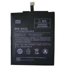 Xiaomi Redmi 4A Battery BN30 3120mAh Capacity