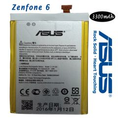 New Asus Zenfone 6 Battery C11P1325 Capacity 3300mAh A600CG A601CG