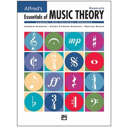 Piano Instruction 7 Alfreds Essentials Of Music Theory Complete