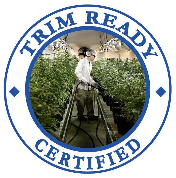 Cannabis Cultivation Marijuana Certification Course Trim Ready