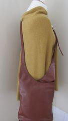 Italian Leather Crossbody Bag - L28