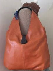 Italian Leather Shoulder Bag L83