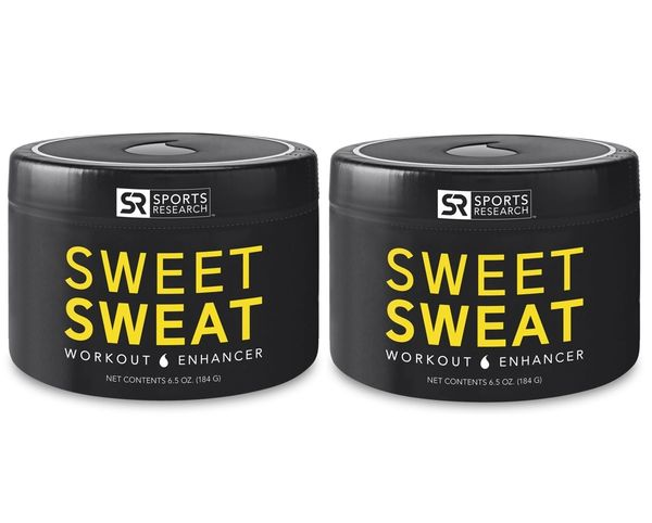 2 Sweet Sweat Jar (6.5oz) - € 25.50 each