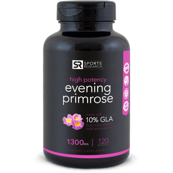 Evening Primrose Oil (1300mg)