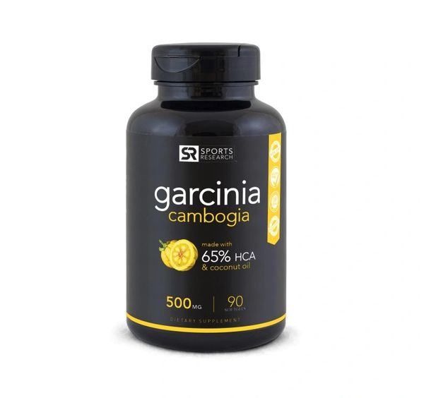 Pure Garcinia Cambogia Extract with 65% HCA, 90 liquid softgels
