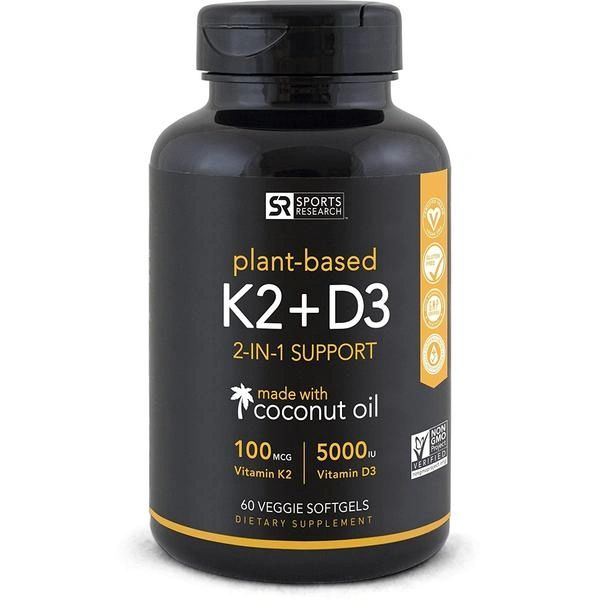 Vitamin K2+D3 Sports Research