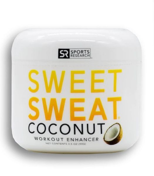Sweet Sweat Coconut Jar 3.5oz