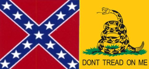 407c5903cf8 Confederate Rebel Gadsden Dont Tread On Me 3  x 5  Battle Flag