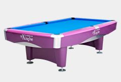 AMERICAN 9-BALL TABLE PINK