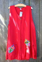 Painted Vest