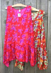 Tropical Tank Tunic -- MORE COLORS!