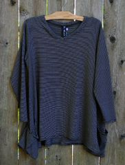 Noblu Salt & Peppa Stripe Tunic