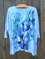 Jess & Jane Morning Glory Top