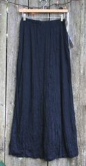 Jess & Jane Melange Maxi Skirt with Pockets! -- LAST ONE