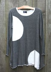 Fenini Black Circle Top -- LAST ONE!