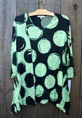 Jess & Jane Melange Crush Bubbly Tunic