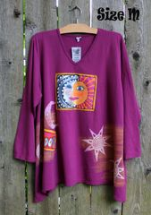 Handpainted Tunic