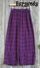 Flannel Trim Pant -- more colors