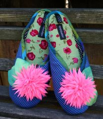 Goody Goody Neon Slipper